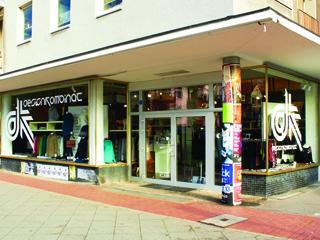 Schaufenster kauflust einkaufen in hannover mode for Designkombinat hannover
